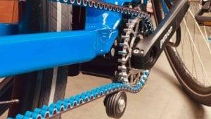 Santos Travelmaster 3+ belt drive met pinion